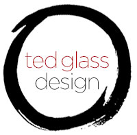 Ted Glass Design Logo